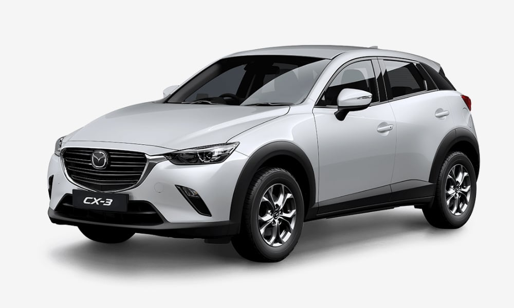 Mazda CX-3 2.0 Active Manual